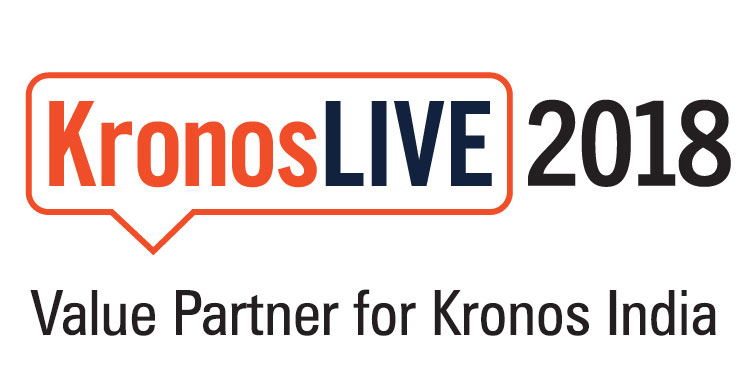 Kronos Live 2018 - Value Partner for Kronos India