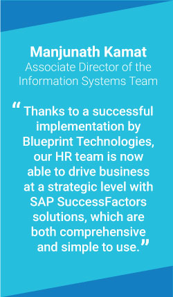 Empowering Business Transformation with SAP® SuccessFactors® Solutions