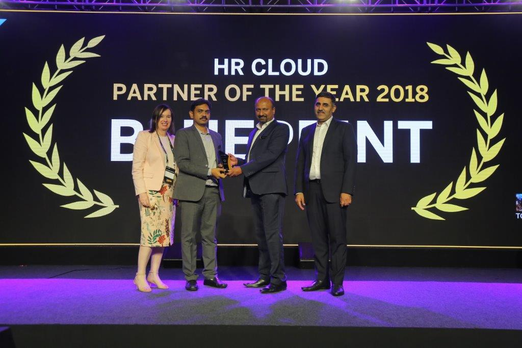 HR Cloud Partner of the Year 2018