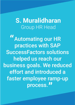 Ridding the HR Offices of Paper with SAP® SuccessFactors® Solutions